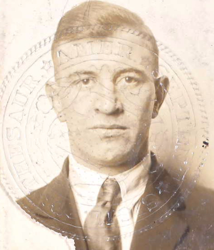 Federal Prohibition Agent John T. Foley | United States Department of the Treasury - Internal Revenue Service - Prohibition Unit, U.S. Government