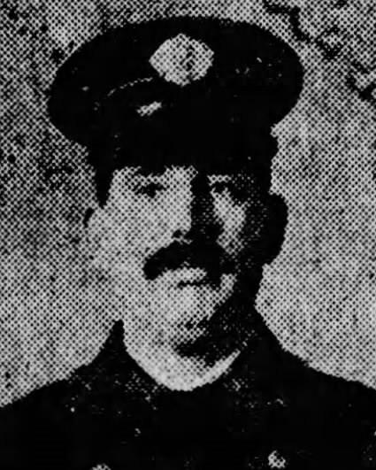 Patrolman Michael E. Ford   Midland Borough Police Department, Pennsylvania