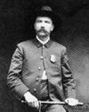 Night Policeman Willis T.