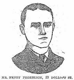 Sergeant Henry Froelich | Cleveland Division of Police, Ohio