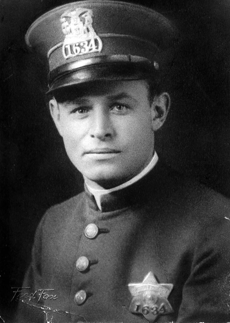 Patrolman William George Gagler | Chicago Police Department, Illinois