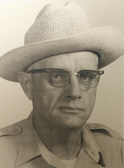 Deputy Sheriff Charles Harold Gates | Marion County Sheriff's Department, Iowa
