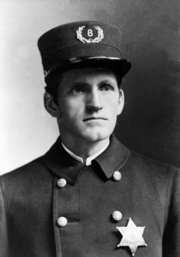 Patrolman T. Perry Gates | LaCrosse Police Department, Wisconsin