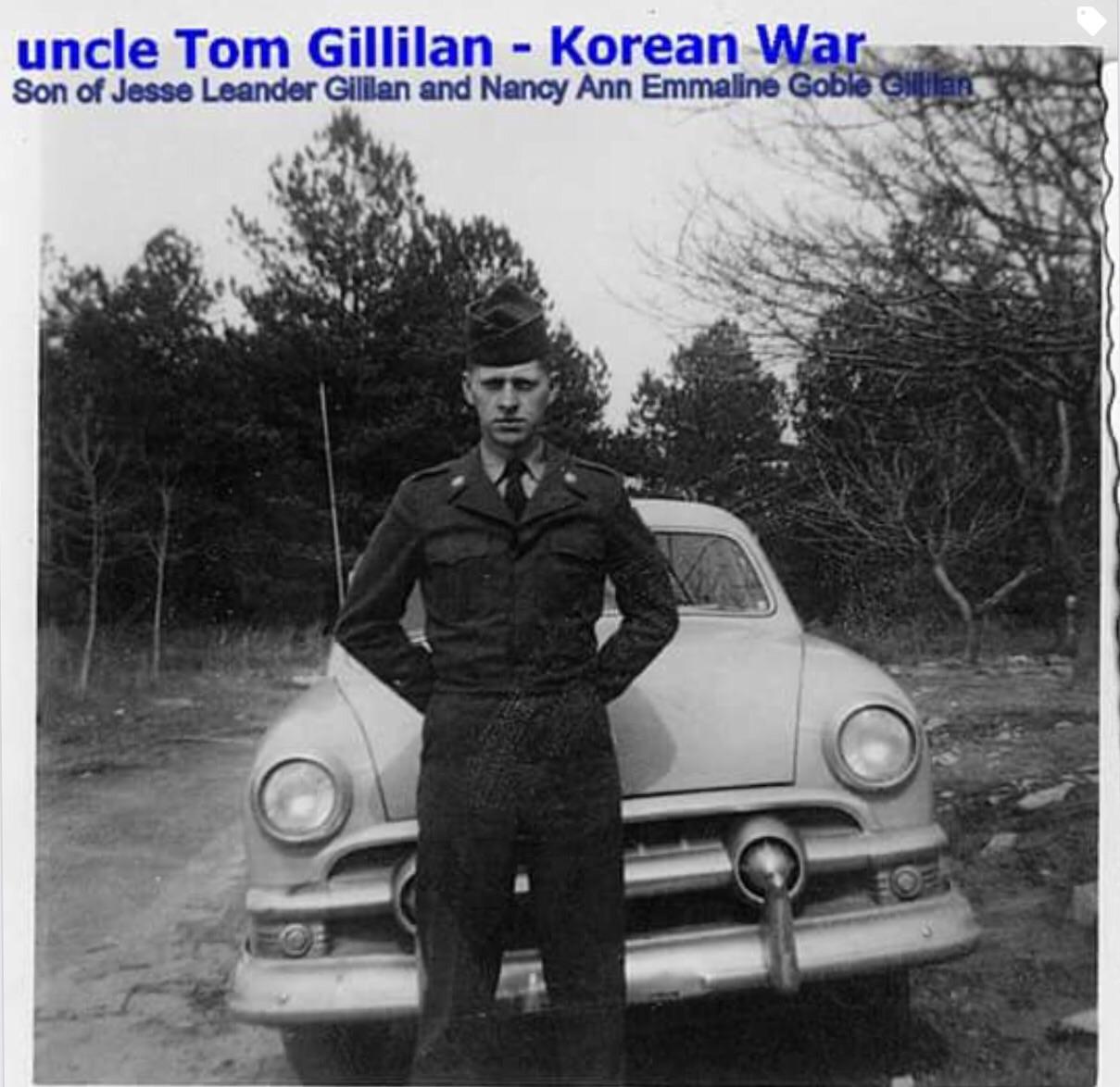 Corporal Thomas Odean Gillilan | Alabama Department of Public Safety, Alabama