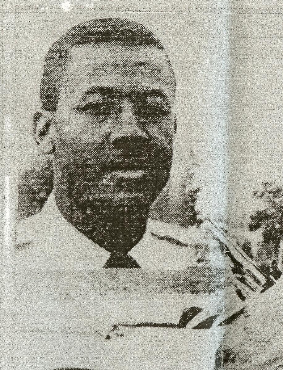 Deputy Sheriff William McKinley Goodwin | Halifax County Sheriff's Office, North Carolina