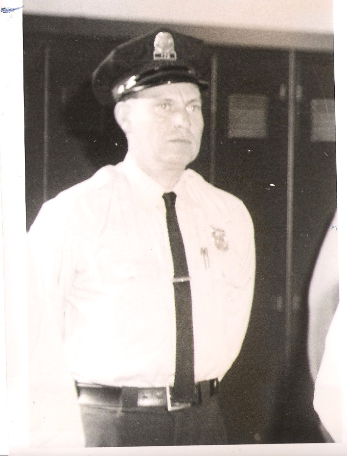 Patrolman Lawrence W. Gorman | Cambridge Police Department, Massachusetts