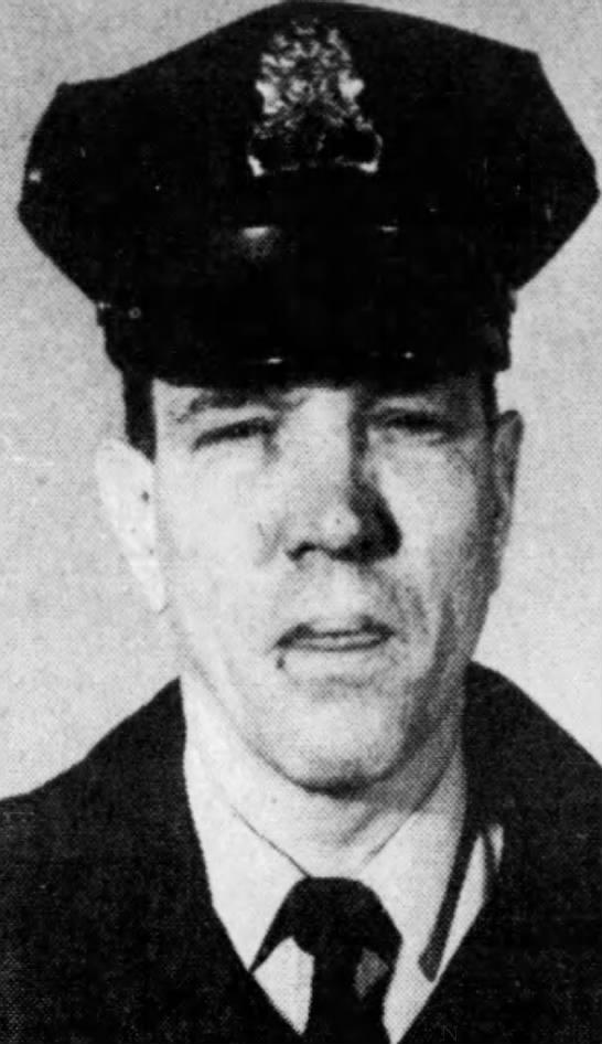 Patrolman Francis J. Graham | University City Police Department, Missouri