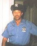 Auxiliary Police Officer Milton S. Clarke | New York City Police Department - Auxiliary Police Section, New York