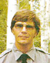 Park Ranger Ward W. Hall   United States Department of the Interior - National Park Service, U.S. Government