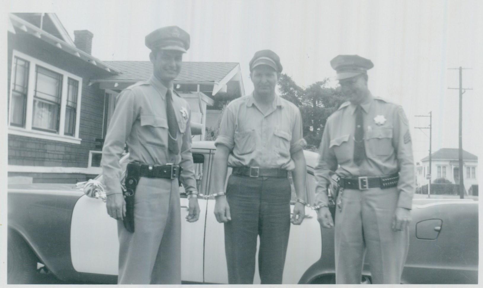 Patrolman Frederick Raymond Haller   San Leandro Police Department, California