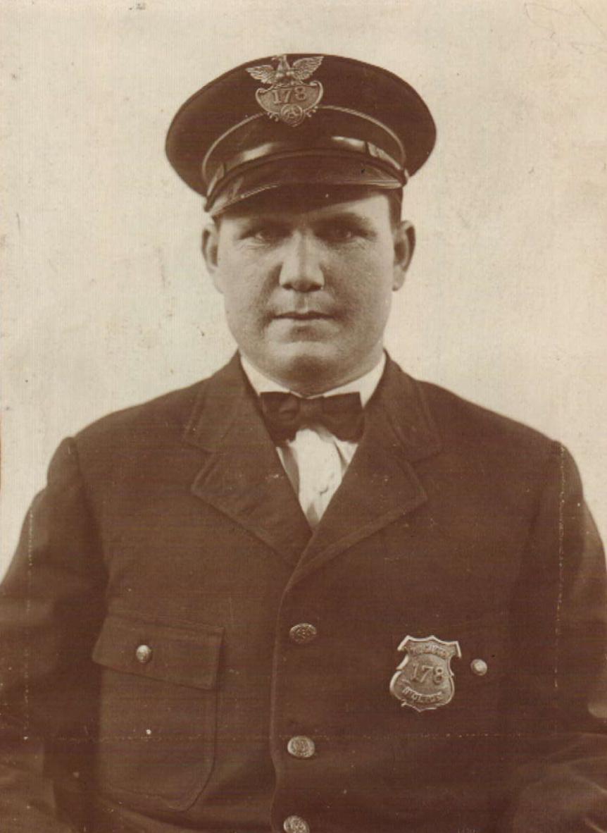 Police Officer Barney Edward Harmon | Augusta Police Department, Georgia