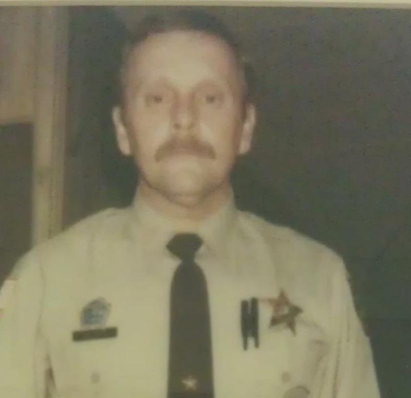 Deputy Sheriff Donald Ray Hayes   Marion County Sheriff's Department, South Carolina
