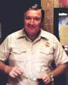 Deputy Sheriff Billy Keith Roberts   Hardin County Sheriff's Department, Texas