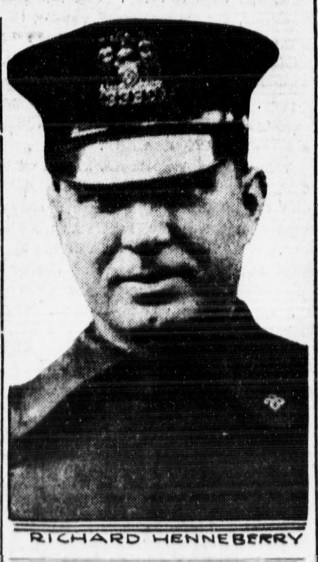 Detective Richard Henneberry | New York City Police Department, New York