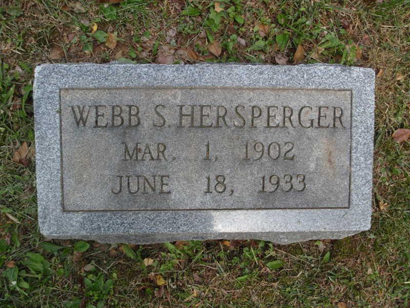 Patrolman Webb Sellman Hersperger | Montgomery County Police Department, Maryland