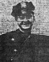 Patrolman William J. Hickey | Schenectady Police Department, New York