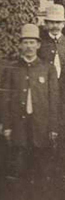 Patrolman Anthony D. Hiner | Roanoke City Police Department, Virginia