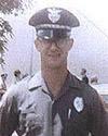 Police Officer Thomas Allen Hodges, Jr.   Metro-Dade Police Department, Florida