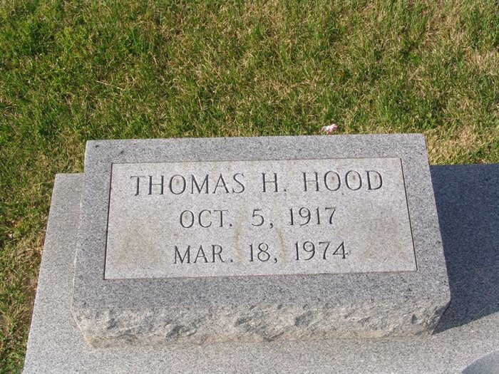 Officer Thomas Harold Hood | Tennessee Valley Authority Police, U.S. Government