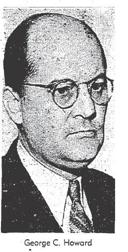 Lieutenant George C. Howard   Los Angeles Police Department, California