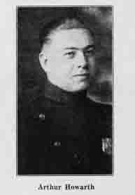 Patrolman Arthur Howarth | New York City Police Department, New York