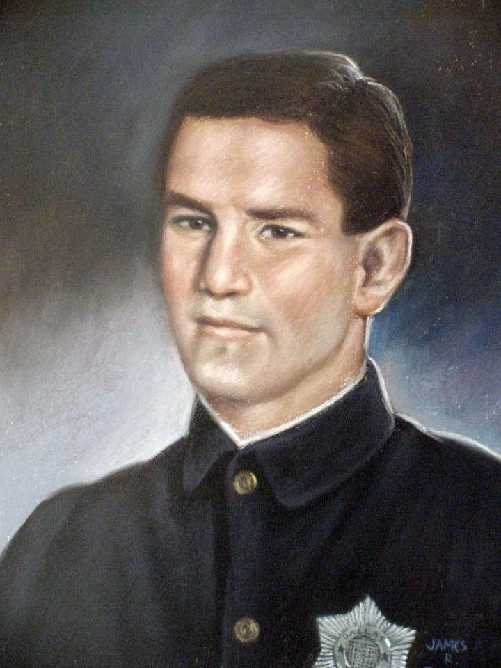 Officer Ralph Wendell Hoyt | Dallas Police Department, Texas