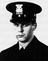 Police Officer Peter G. Huber   Detroit Police Department, Michigan