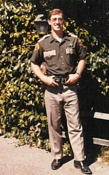 Deputy Sheriff Alan M. Hultgren | Skagit County Sheriff's Office, Washington
