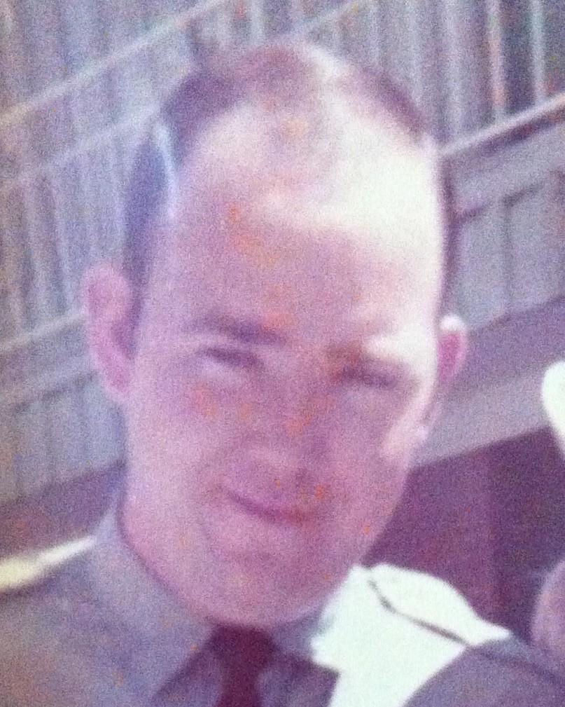 Deputy Sheriff Harold Dean Humphus | Falls County Sheriff's Department, Texas