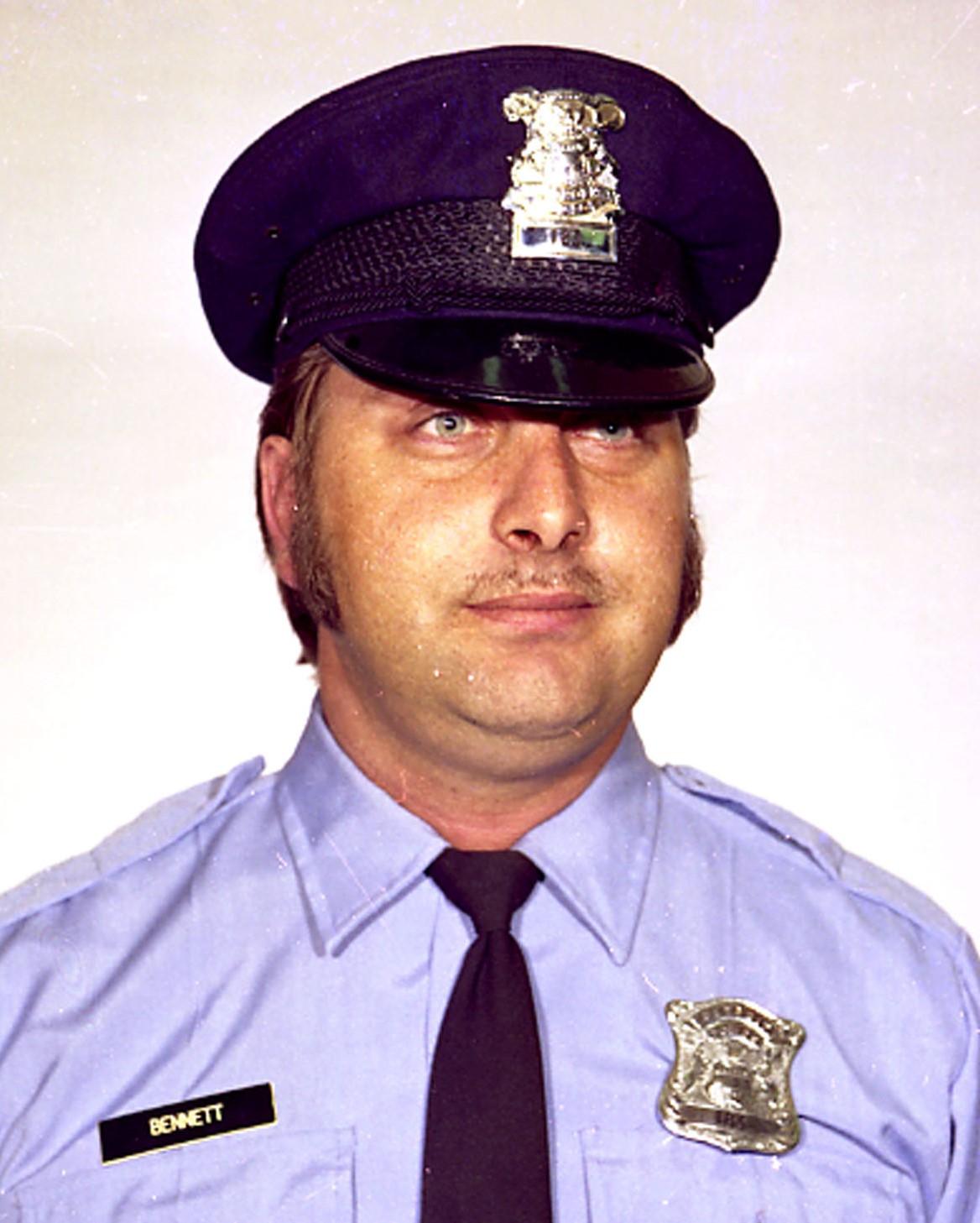 Police Officer Rodney L. Bennett | Detroit Police Department, Michigan