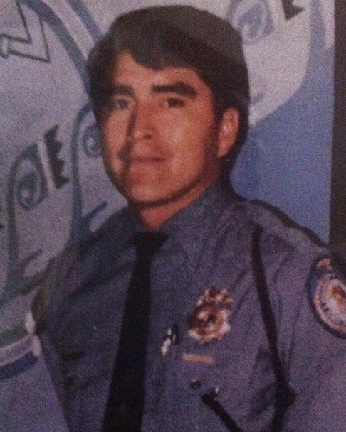 Police Officer Dean Martin James | United States Department of the Interior - Bureau of Indian Affairs - Division of Law Enforcement, U.S. Government