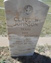 Police Officer Claud William Johnson | Lamesa Police Department, Texas