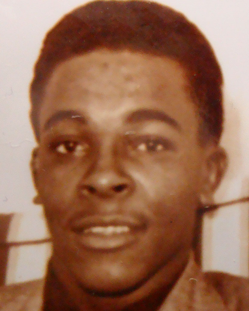 Patrolman Percival A. Johnson, Sr.   New Orleans Police Department, Louisiana
