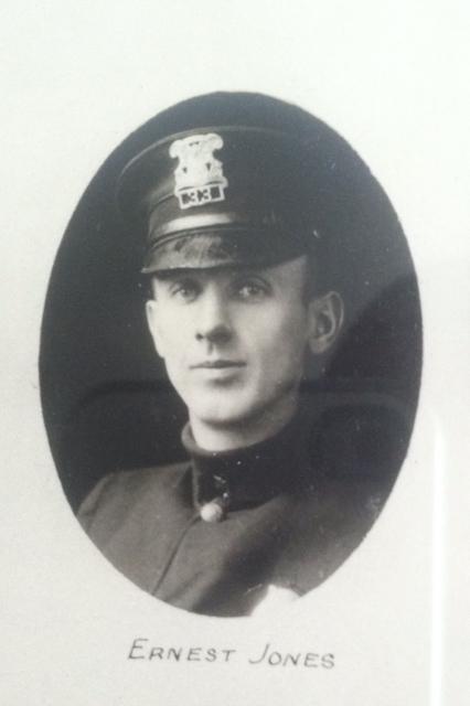 Patrolman Ernest M. Jones | Highland Park Police Department, Michigan