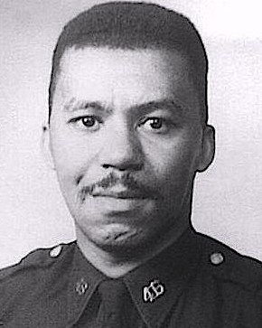 Patrolman Waverly M. Jones | New York City Police Department, New York
