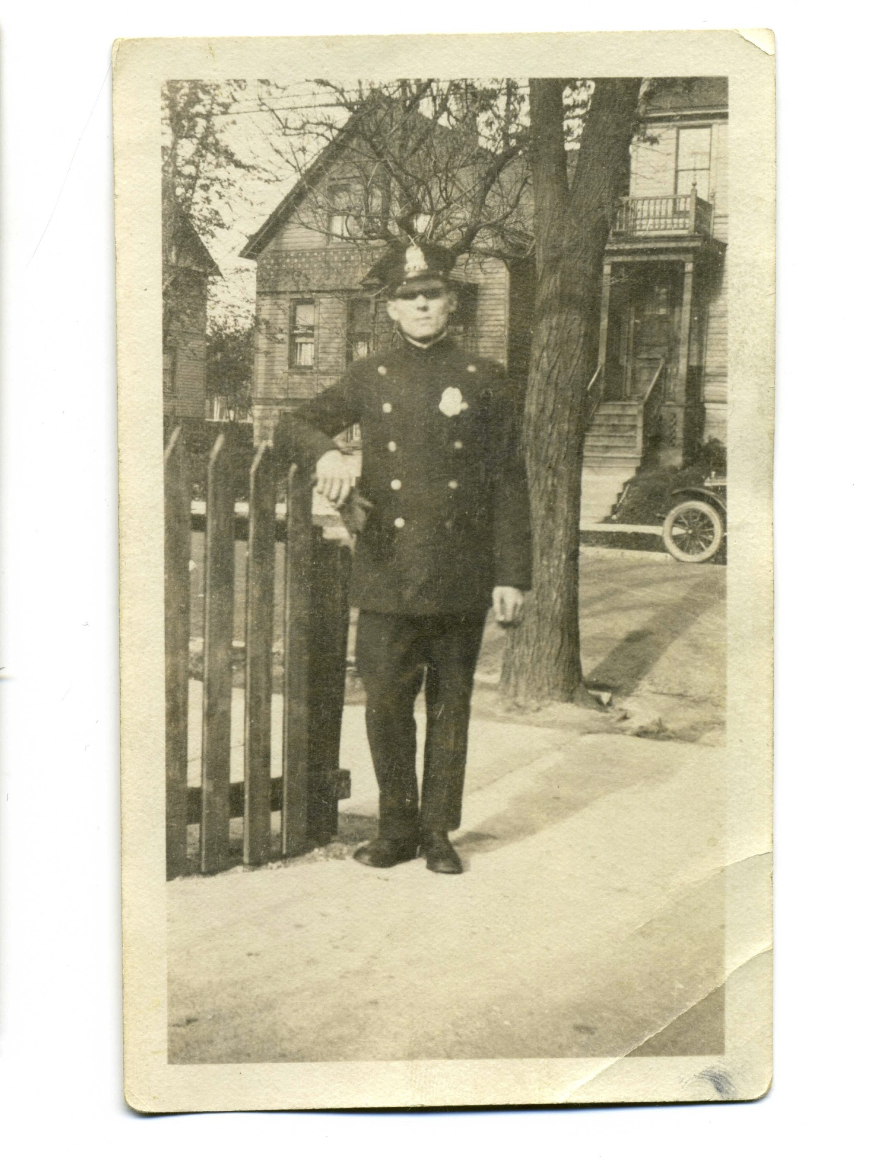 Police Officer William F. Kaemmerling | Milwaukee Police Department, Wisconsin