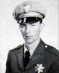 Officer George E. Kallemeyn | California Highway Patrol, California