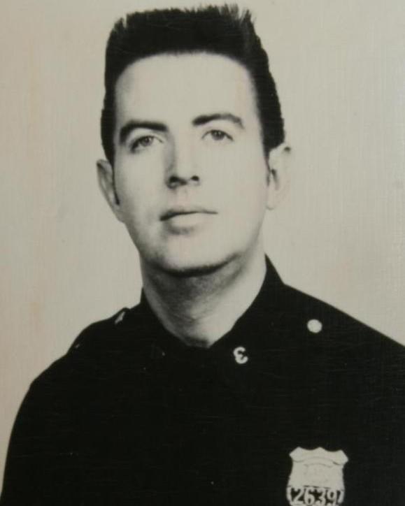 Police Officer Joseph Keegan | New York City Transit Police Department, New York