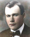 Patrolman William D. Keller | Wabash Railway Police Department, Railroad Police