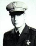 Officer Merrel L. Kissinger | California Highway Patrol, California