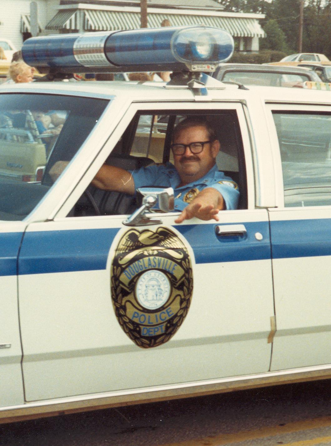 Captain Edward Kitchens | Douglasville Police Department, Georgia