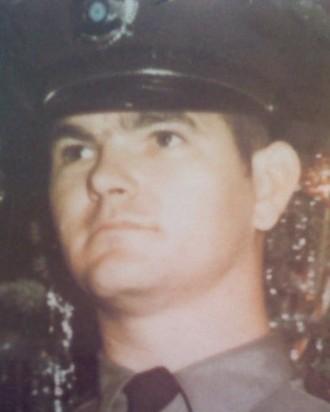 Patrolman Larry Joel Kite | Mineral Wells Police Department, Texas