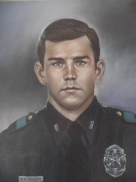 Officer Floyd Alexander Knight | Dallas Police Department, Texas