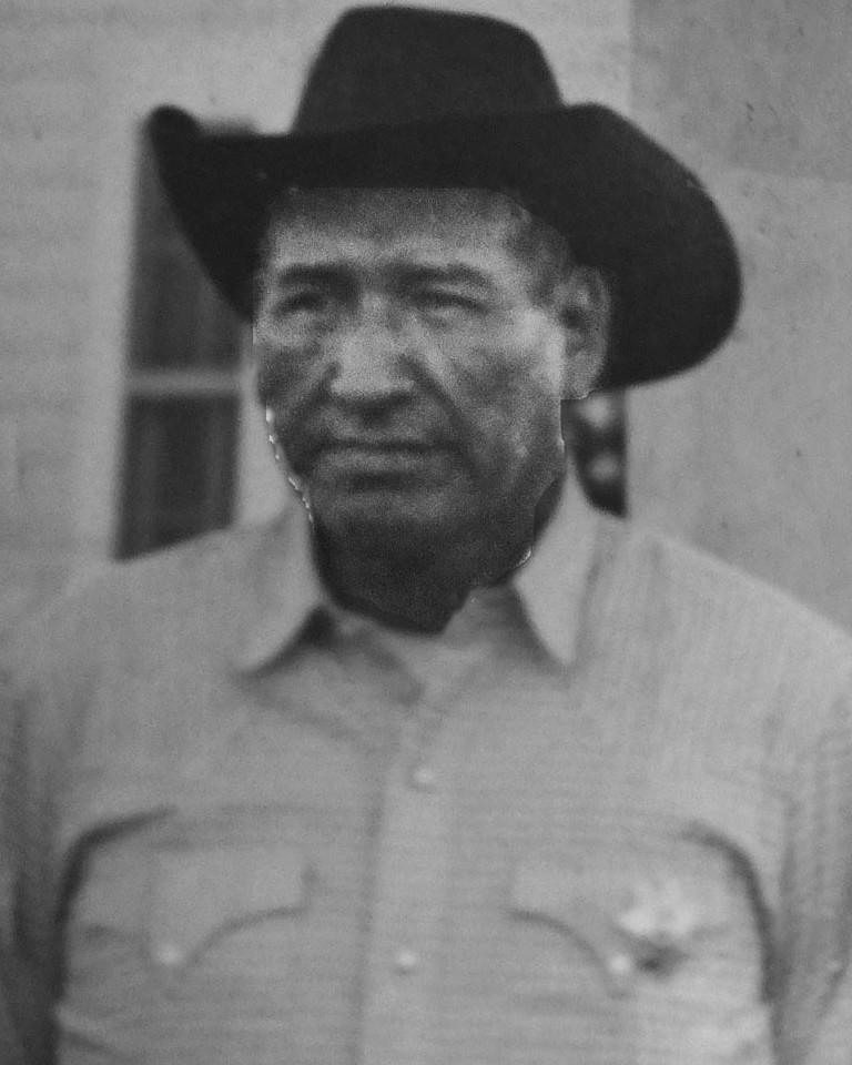 Officer Ishkoten Koteen | Jicarilla Apache Tribal Police Department, Tribal Police