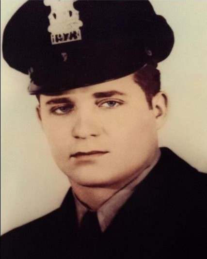 Police Officer George Edward Krueger | Detroit Police Department, Michigan