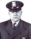 Police Officer Seymour H. Lawler | Detroit Police Department, Michigan