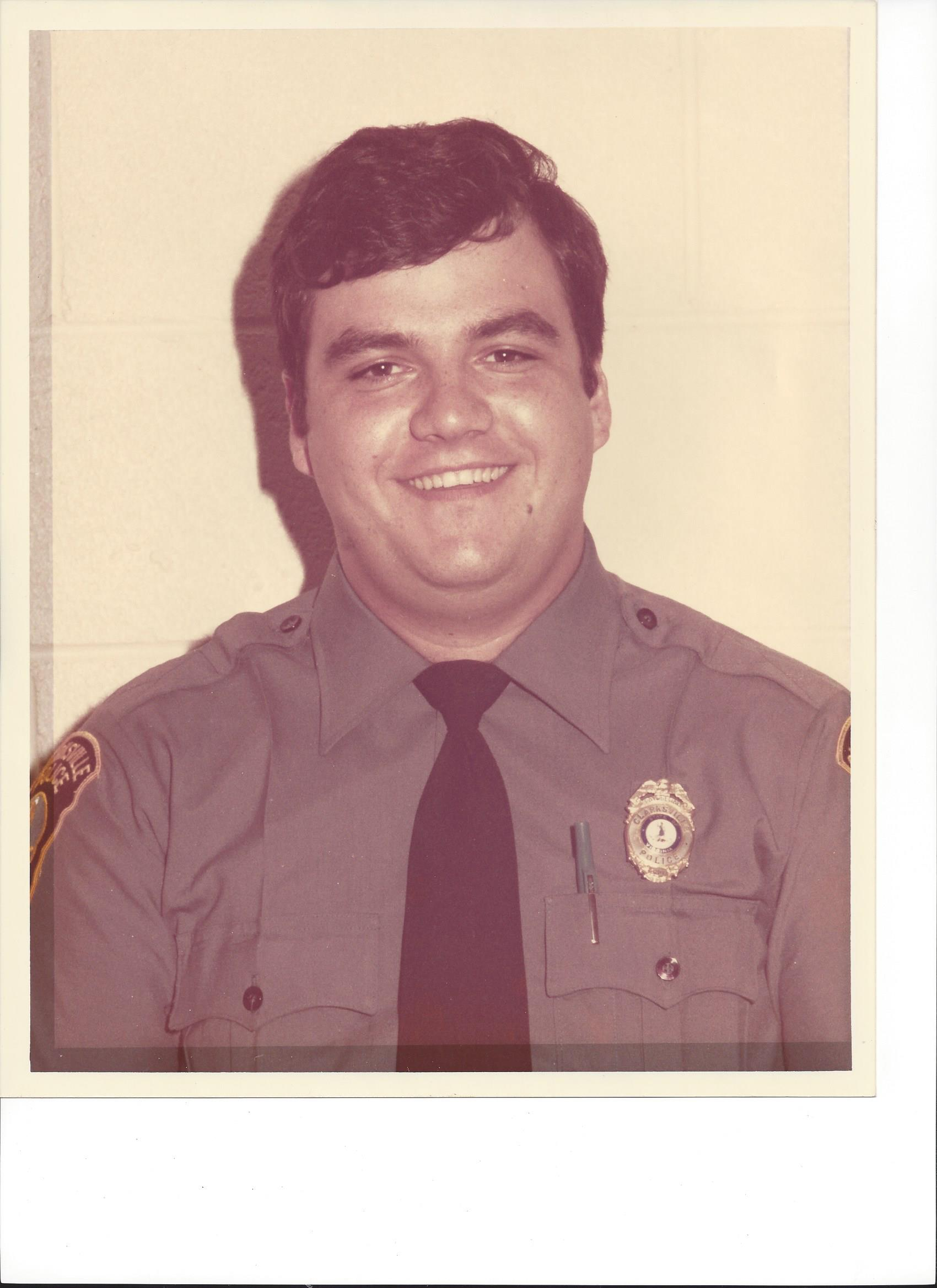 Police Officer Harvey Glenn Lawson, Jr. | Clarksville Police Department, Virginia