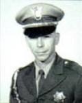 Officer Leonard L. Layton   California Highway Patrol, California