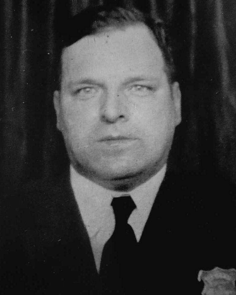 Lieutenant Edward Gustav Lentz | Cleveland Division of Police, Ohio