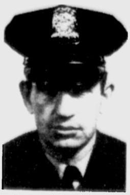 Police Officer Leonard R. Lesnieski   Milwaukee Police Department, Wisconsin